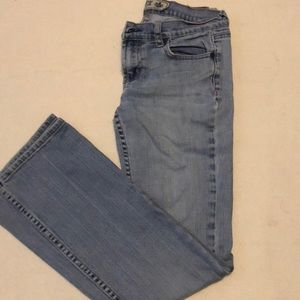 VS Pink bootcut Jeans